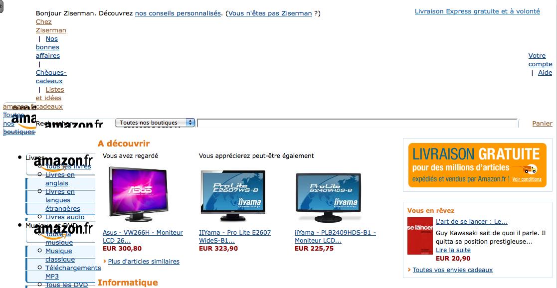 amazonenvrac Même Amazon…