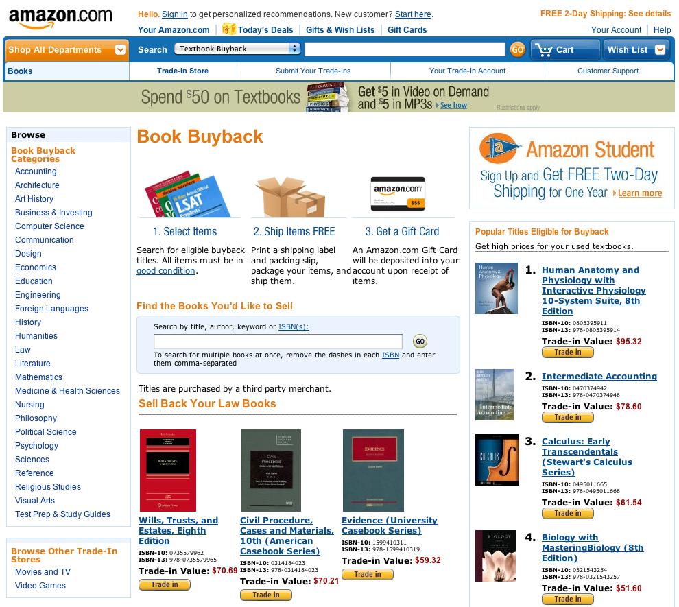 Amazon Rachete Les Livres D Occasions Et Dvd Blog E