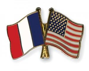 Pins France USA