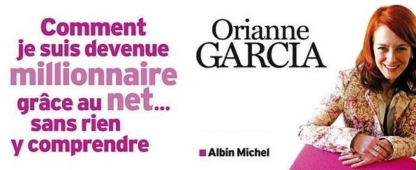 Livre Orianne Garcia
