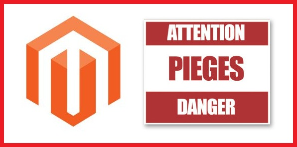 Magento Professional attention danger