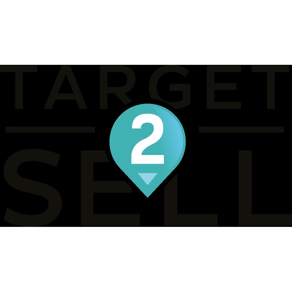Logo Target2Sell : moteur de recommandations personnalisées